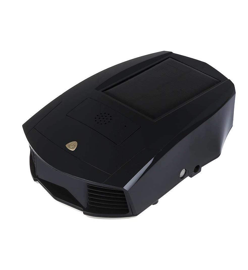 دستگاه تصفیه هوا خودرو آکرومات مدلSolar- سیاه